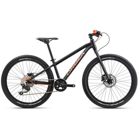 ORBEA MX Team-Disc 24'' Børn, black/orange